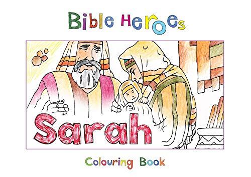 Bible Heroes Sarah (Bible Art)