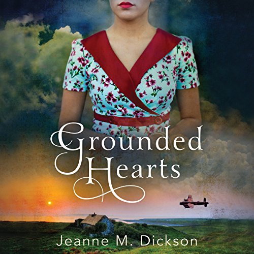 Grounded Hearts audiobook cover art