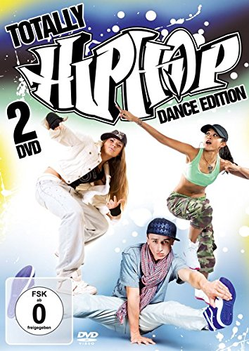 Totally Hip Hop - Dance Edition [2 DVDs]