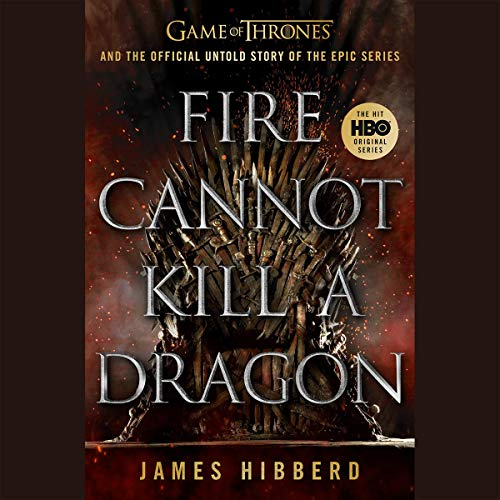 Page de couverture de Fire Cannot Kill a Dragon