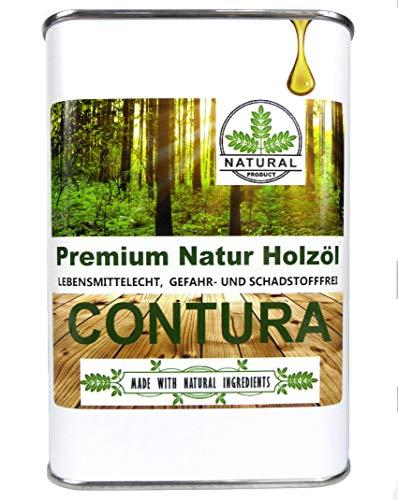 1 Liter Holzöl Natur Holzschutz ohne Schadstoffe Holz Öl Hartöl Möbel Pflegeöl