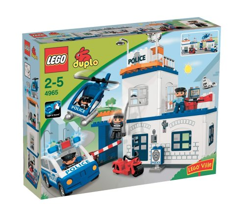 Lego Duplo 4965 - Polizeistation