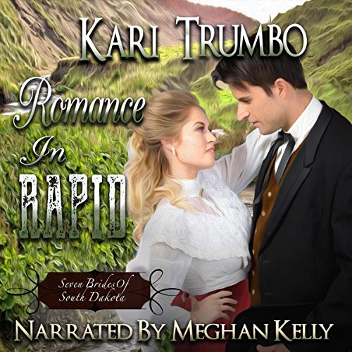Romance in Rapid  audiobook cover art
