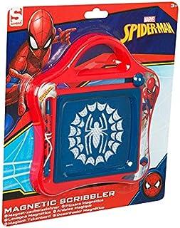 Pizarra m/ágica spiderman 42773 47 x 32 cm ColorBaby