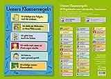 Unsere Klassenregeln: 36 Regelstreifen zum individuellen Kombinieren
