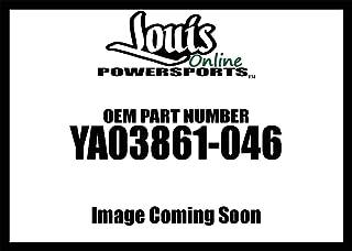 UFO Porta Numeros Yamaha Ya03880 Color Blanco 41373