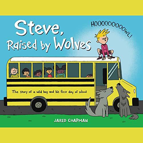 Steve, Raised by Wolves Titelbild