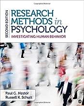 Research Methods in Psychology: Investigating Human Behavior