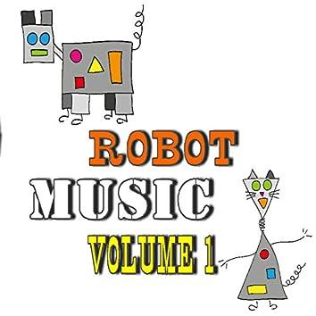 Robot Music, Vol. 1