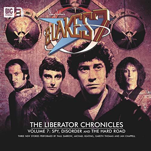 『Blake's 7 - The Liberator Chronicles, Volume 7』のカバーアート