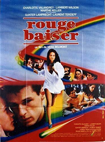 Cinema Rouge Kaiser – 1985 – Vera Belmont, Charlotte Valandrey, Lambert Wilson – 116 x 158 cm – Original-Poster