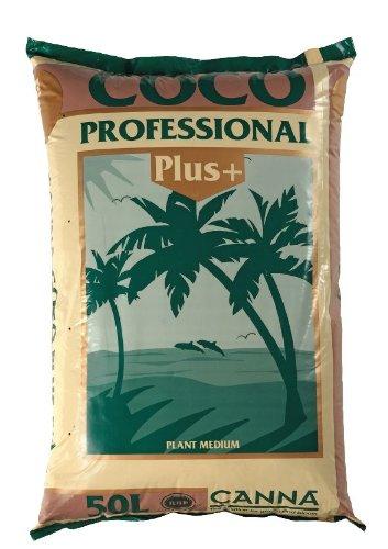 Canna Coco Professional Plus Kokosbast, Tasche mit 50l