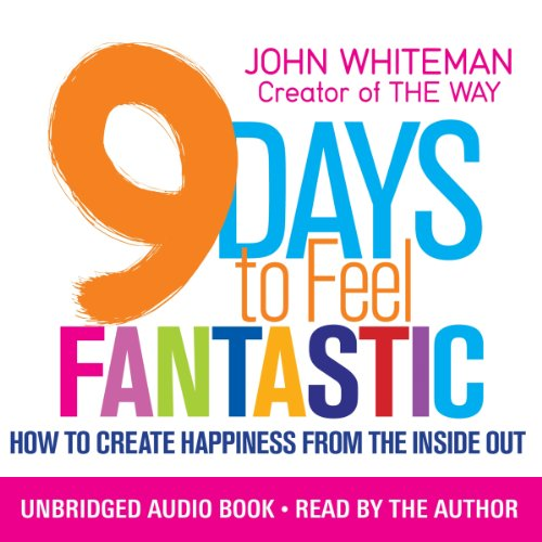 9 Days to Feel Fantastic cover art
