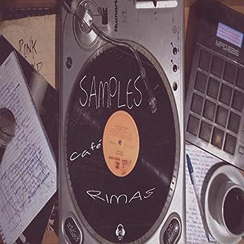 Samples, Café e Rimas