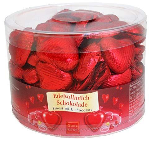 Storz Schokoladen Herzchen (100Stk. Dose)