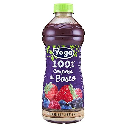 Yoga Succo 100% Corposa Bosco, 1L