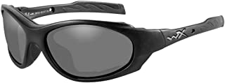 Wiley X XL-1 Advanced Smoke Grey Clear Lens Matte Black Frame