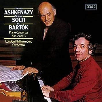 Bartók: Piano Concertos Nos. 2 & 3