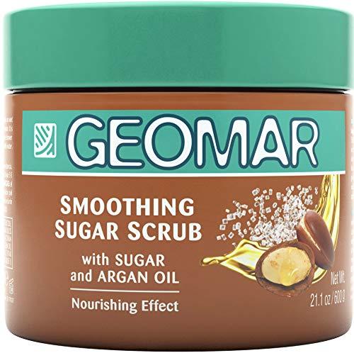 Geomar Sugar Scrub Levigante per la Pelle - 100 gr