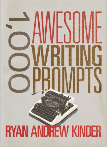 Download 1,000 Awesome Writing Prompts (English Edition) B00JOVSYC2