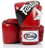 Fairtex Muay Thai Style 18 Oz Training Gloves...