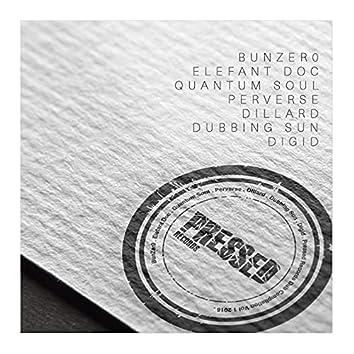 Pressed Records - Dub Compilation EP Vol 1