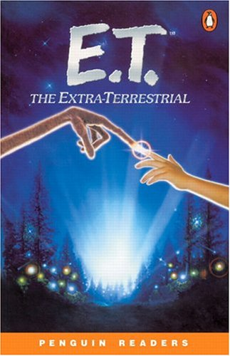 *E.T. THE EXTRA-TERRESTRIAL        PGRN2 (Penguin Readers, Level 2)の詳細を見る