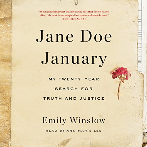 Jane Doe January audiobook cover art