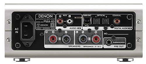 デノン(DENON)『プリメインアンプPMA-60』