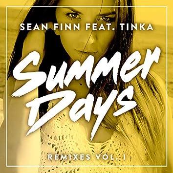 Summer Days (Remixes), Vol. I