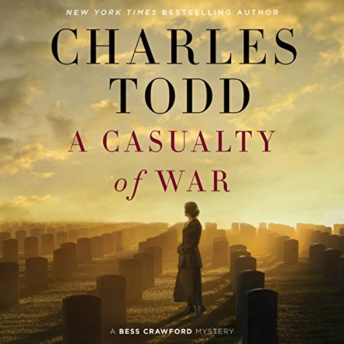 A Casualty of War audiobook cover art