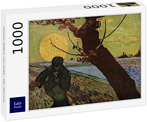 Lais Puzzle Vincent Willem Van Gogh - El Sembrador 1000 Piezas