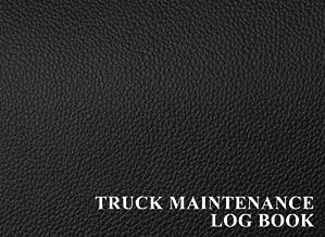 Truck Maintenance Log Book: Repair Log Book