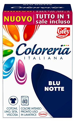 COLORERIA ITALIANA BLU NOTTE
