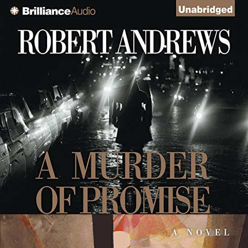 A Murder of Promise audiobook cover art