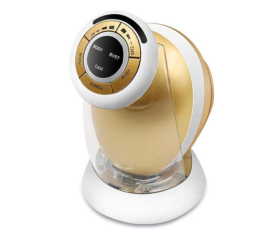 ピンク構造的正しく体重減少計、携帯型減量装置、ボディマッサージスリミングマシン、セルライト除去用脂肪減量防水+充電式