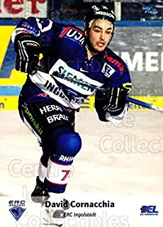 (CI) David Cornacchia Hockey Card 2006-07 German DEL (base) 292 David Cornacchia