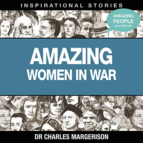Amazing Women in War cover art