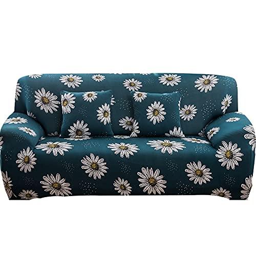 ASCV En Forma de L Necesita Pedir 2 Piezas Funda de sofá Fu