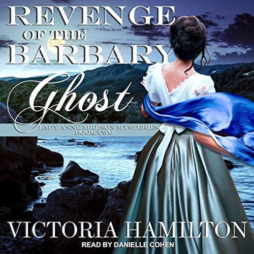Revenge of the Barbary Ghost cover art