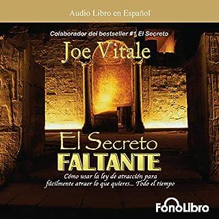 El Secreto Faltante [The Missing Secret] audiobook cover art