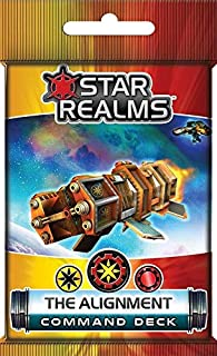 Star Realms Command Decks The Alignment (Single Pack) Card Game