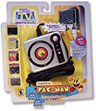 Jakks Pacific Namco Plug 'N Play Mini Portable Pac-Man Pocket Edition