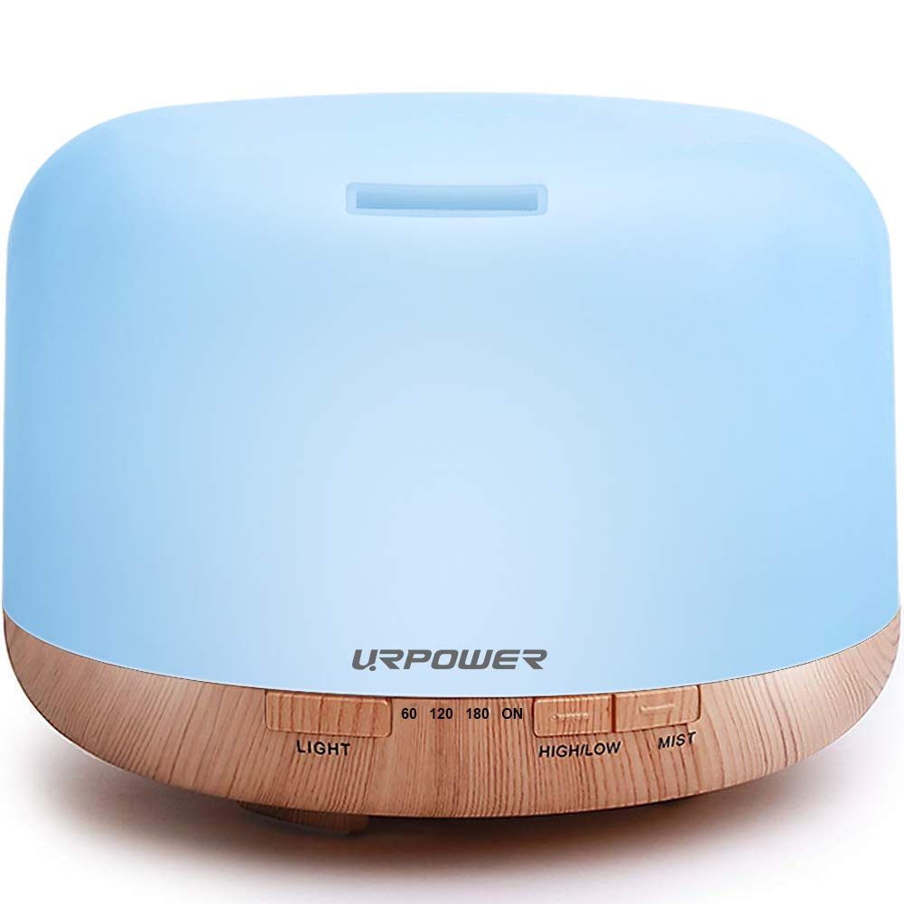URPOWER OD 501 Aromatherapy Essential Humidifier