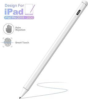 Stylus for iPad, Homder 2nd Gen Pencil, Active Stylus Compatible with Apple iPad 6th/7th Gen, iPad Air 3rd Gen,iPad Mini 5,iPad Pro