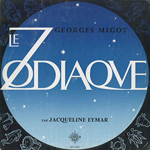 Migot:Le Zodiaque/LUMEN:LD 3443/5(2LPs) FR MONO Original