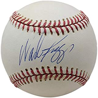 Wade Boggs Boston Red Sox Signed Official American League Baseball BAS
