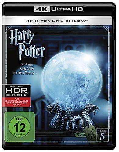 Harry Potter und der Orden des Phönix (4K Ultra HD + 2D-Blu-ray) (2-Disc Version)