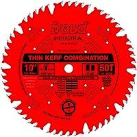 Freud-Diablo 10 Inch x 50T Thin Kerf Combination Blade