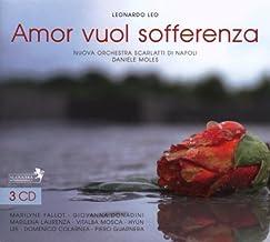 Leo Leonardo 16941744 Amor Vuol Sofferenza 3Act Opera. Marilyne Fallot Giovanna Donad